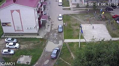 Webkamera Georgiyevsk › North-West: ul. Mira, 3