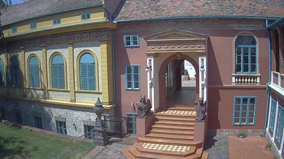 Vue webcam de jour à partir de Pécs