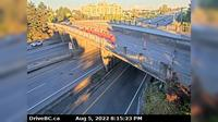 Richmond › South: , Hwy  at Cambie Rd in - looking south