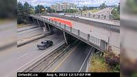 Richmond > South: , Hwy  at Cambie Rd in - looking south - Dagtid
