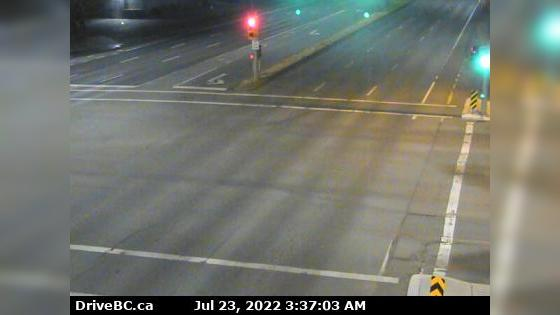 Webkamera Lake Hill › North: Victoria, Hwy 17 at Cloverdale