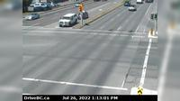Saanich › North: , Hwy  at Cloverdale Ave in Victoria, looking north - Overdag