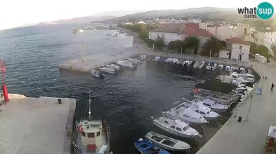 Current or last view from Pag: marine