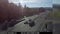 Prince George › East: , Hwy  at Hwy  in - looking southbound on Hwy - Aktuell