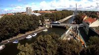 Klaipėda: Biržos tiltas - El día