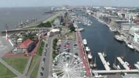 Bremerhaven: ATLANTIC Hotel Sail City - Tageszeit