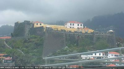 Daylight webcam view from Santa Luzia: Funchal Cam , Madeira