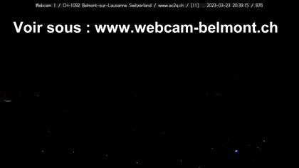 Belmont: sur-Lausanne