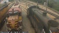 Crystal Lake: Mainline Webcam at IRM - Actual