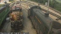 Crystal Lake: Mainline Webcam at IRM - Overdag