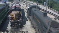 Crystal Lake: Mainline Webcam at IRM - Day time