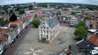 Gouda: Town Hall cam - Day time