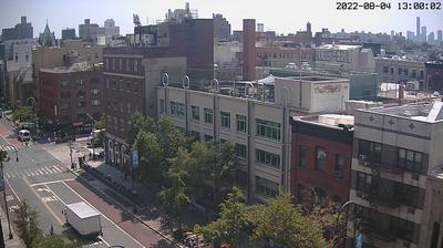 Daylight webcam view from Stuyvesant Town: E 14th St