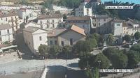 Rivisondoli: Piazza Garibaldi - Actuelle