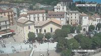 Rivisondoli: Piazza Garibaldi - Dagtid
