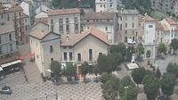 Rivisondoli: Piazza Garibaldi - Jour