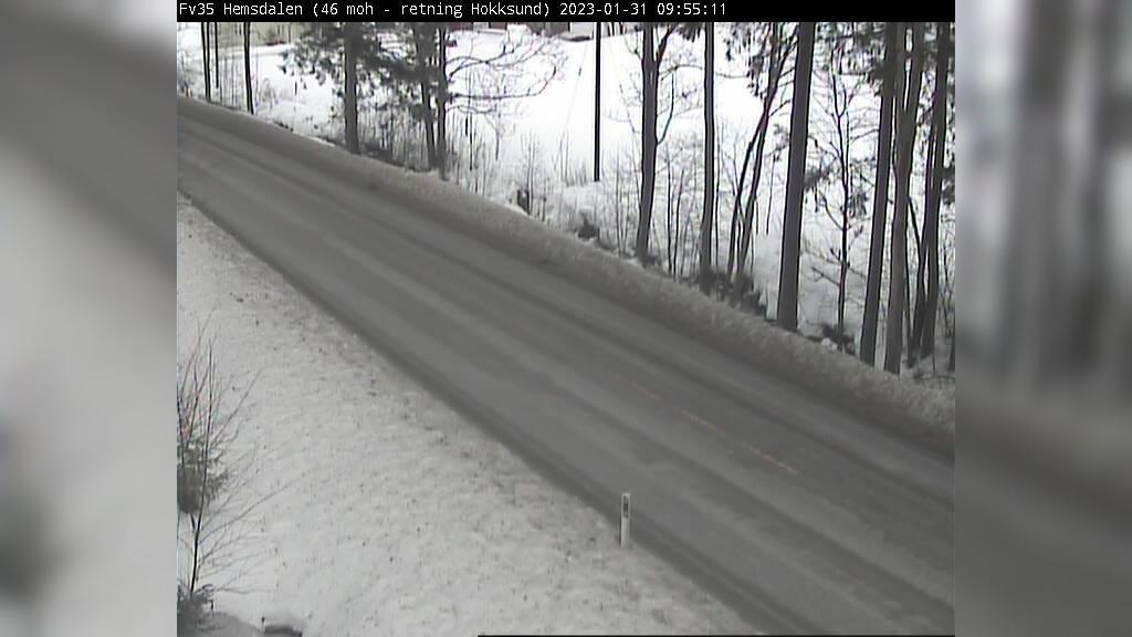 Webkamera Stua: F35 Hemsdalen (4 km nord for Hof sentrum)