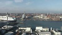 Kiel: Livespotting - Hafenpanorama - El día