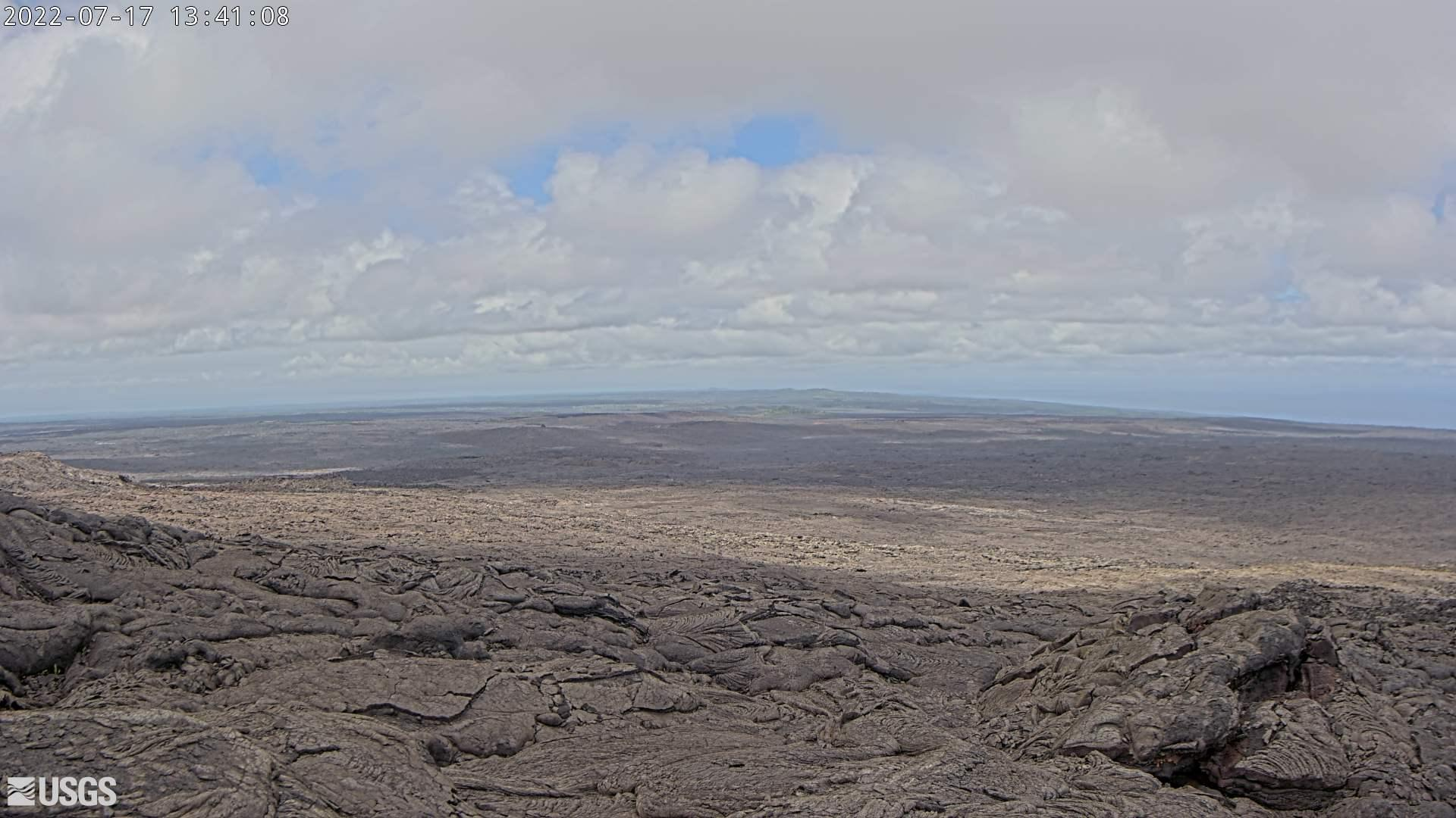 Webcam Kapaahu: Kīlauea volcano, east rift zone