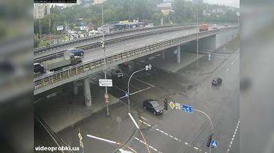 Пирогов: Столичное шоссе - проспект Науки