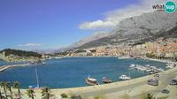 Veliko Brdo: Makarska - square and marine - Day time