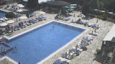 Webkamera Golden Sands: Nisipurile de Aur Hotel Bendita Mare