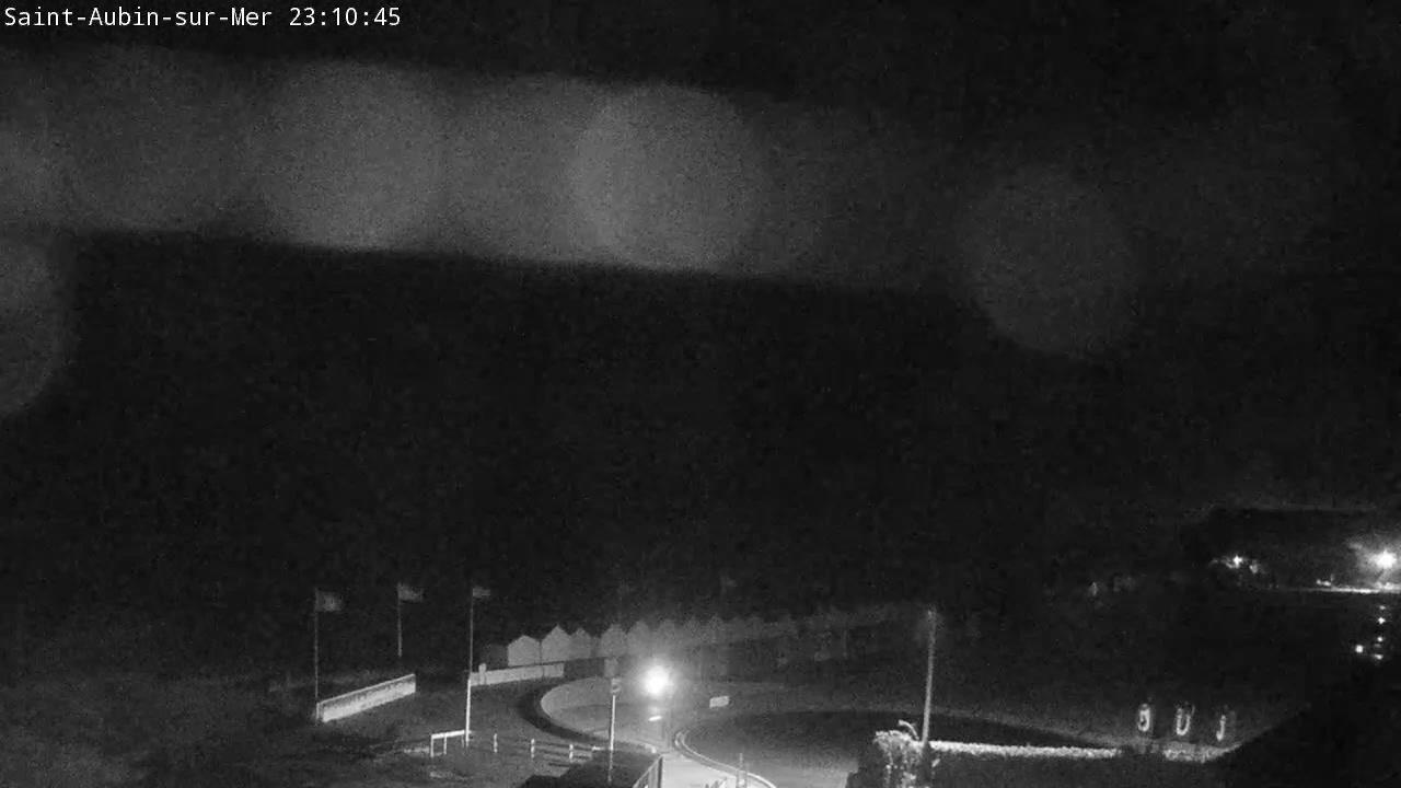 Webcam Saint-Aubin-sur-Mer: Plage