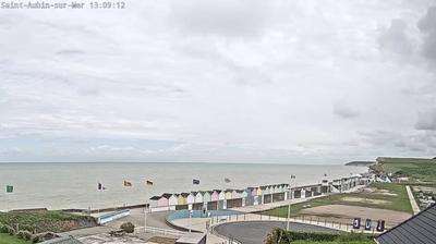 Saint-Aubin-sur-Mer: Webcam de
