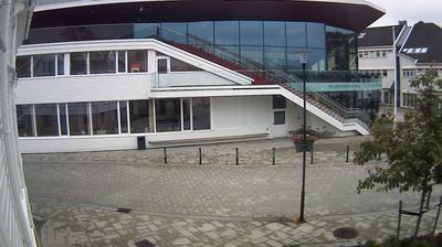 Webkamera Flekkefjord: Flekkefjord Kultursenter Spira