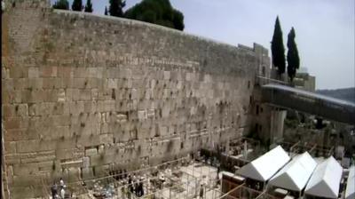 Thumbnail of Jerusalem webcam at 1:14, Feb 27