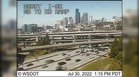 Seattle: I- at MP .: NB I- to EB I- Ramp - Overdag