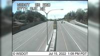 Clyde Hill: SR  at MP .: th Ave NE - Day time