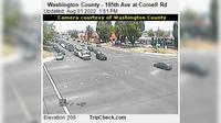 Hillsboro: Washington County - th Ave at Cornell Rd - Recent