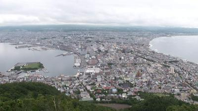 Daylight webcam view from Hakodate