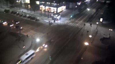 Webcam Ulan-Ude: prospekt 50-letiya Oktyabrya