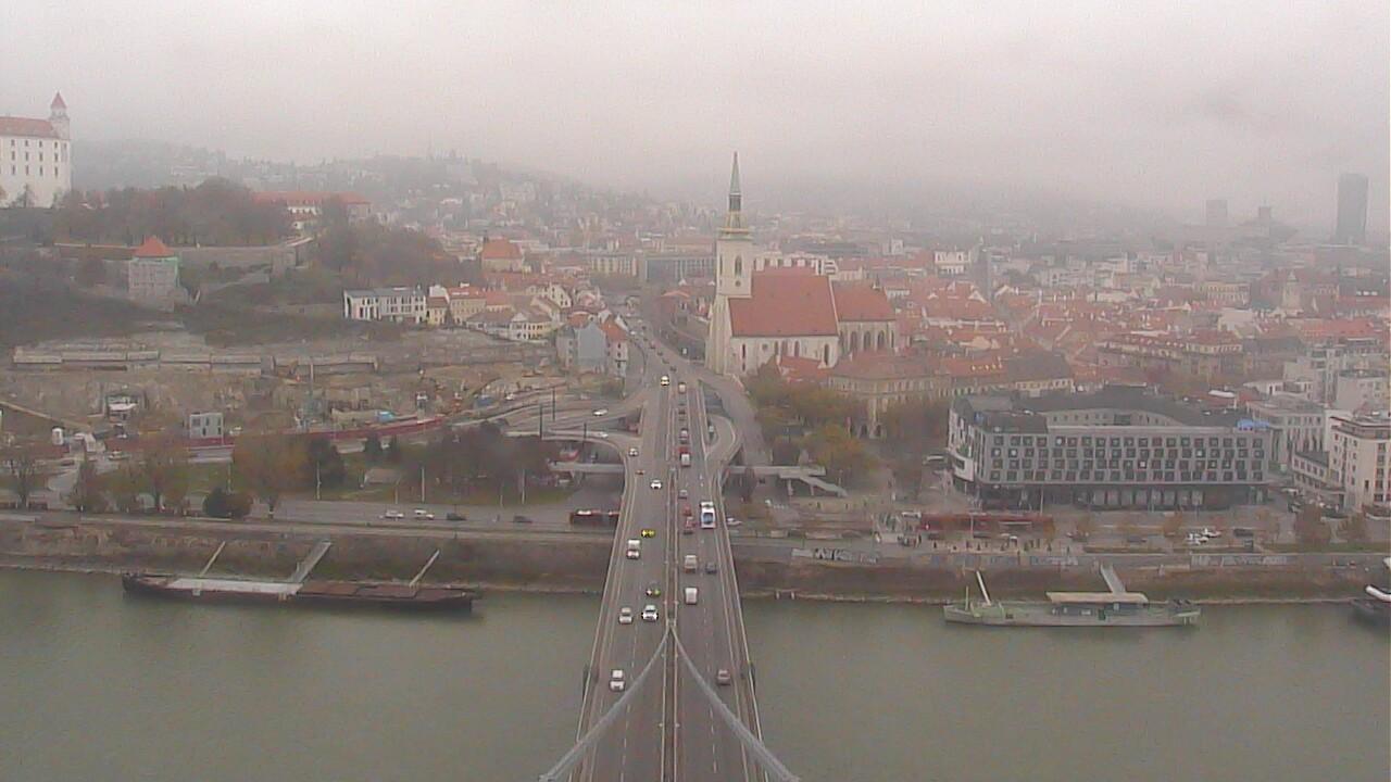 Webkamera Bratislava: Most SNP