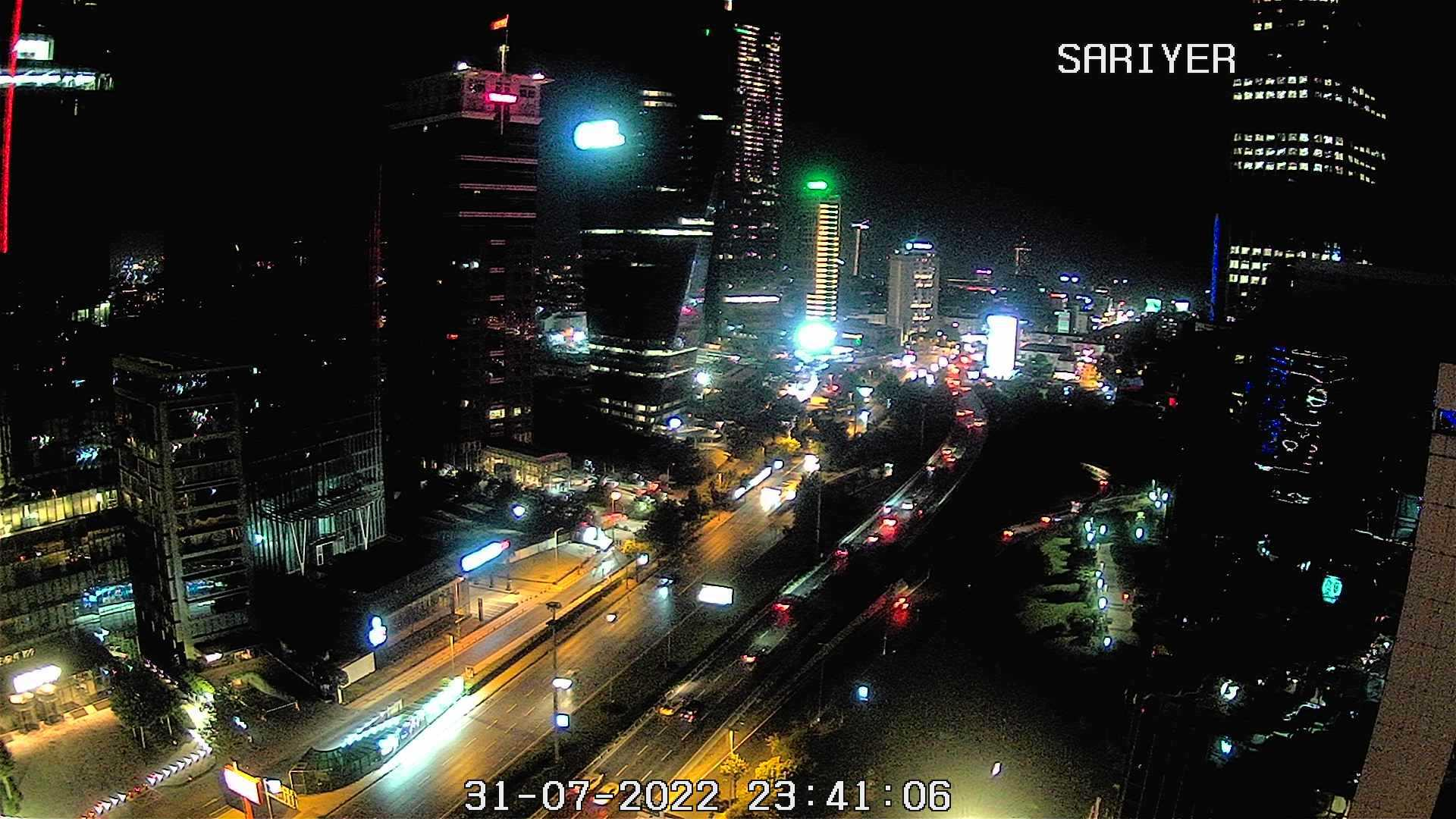 Webcam Mecidiyeköy › North: levent