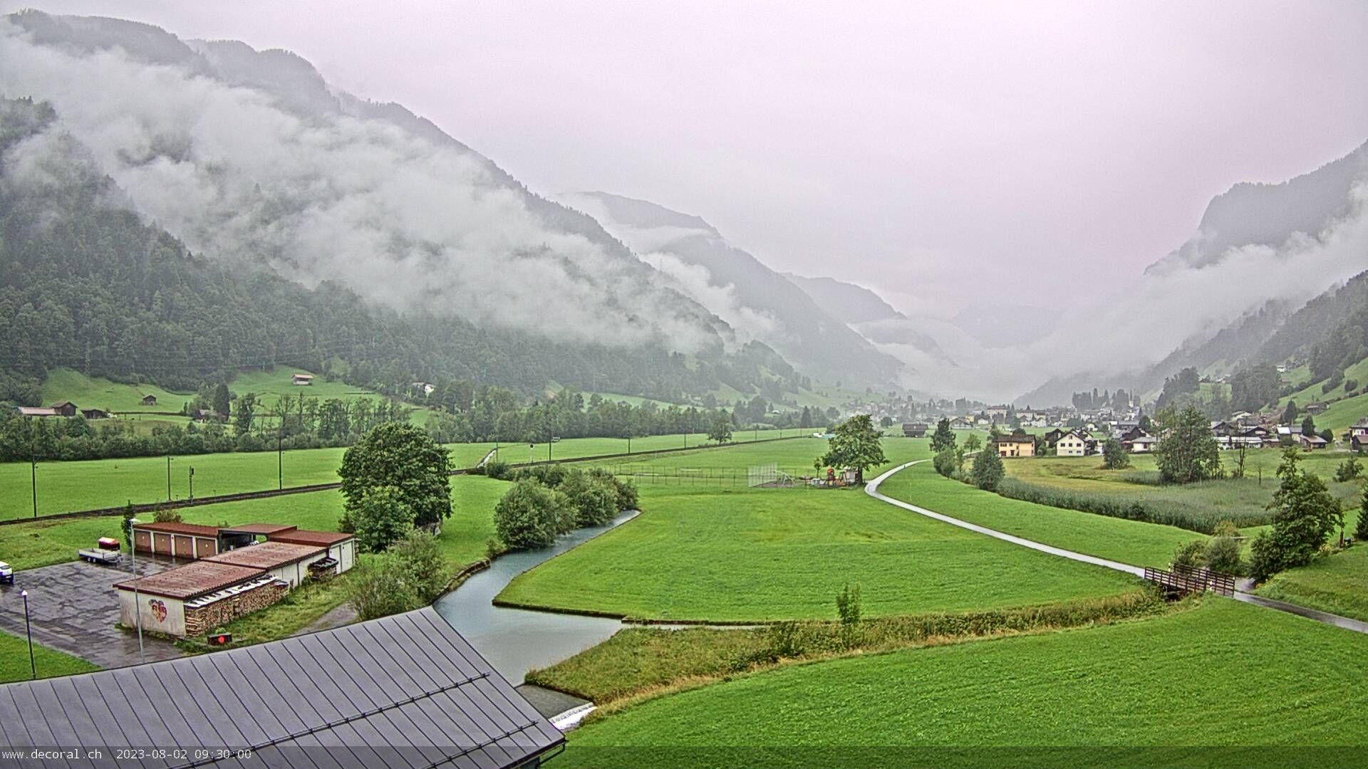 Leuggelbach › Süd: Tödi