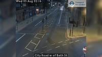 City of London: City Road w of Bath St - Actuelle