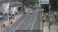 London: A Clapham Rd/Handforth Street - Day time