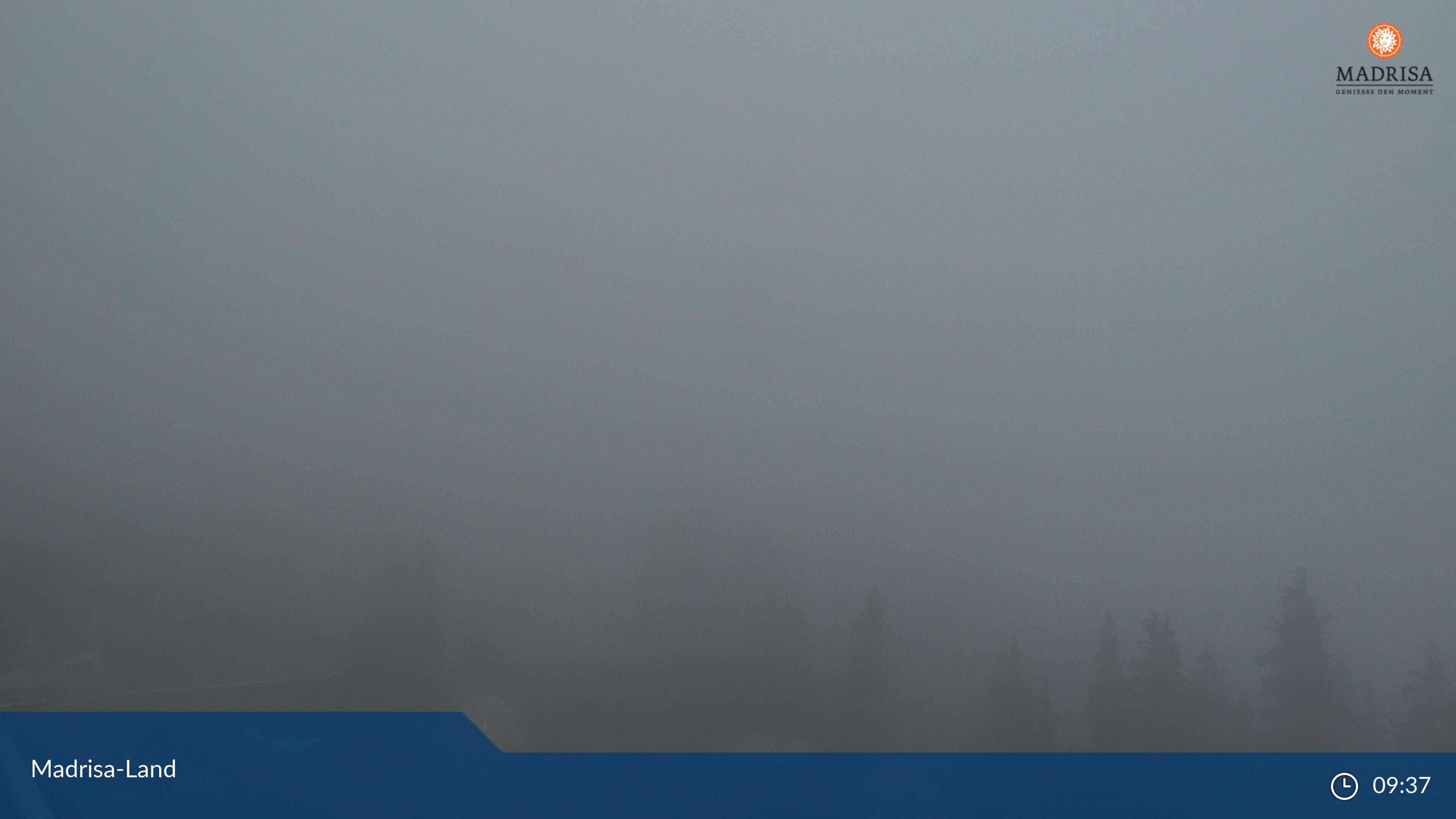 Klosters: Dorf - Madrisaland