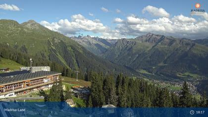 Klosters-Serneus: Klosters Dorf - Madrisaland, POI