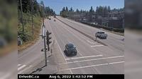 Mission › East: , Hwy  (Lougheed Hwy) at Hayward St in - looking south-east along Hwy - Actuales
