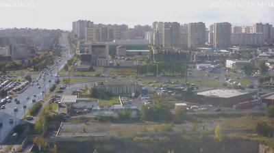 Thumbnail of Krasnoyarsk webcam at 11:30, Sep 19