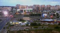 Krasnoyarsk: Красноярск - Красноярский край, Россия: Красноярск Шахтёров - Молокова - Взлётная