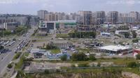Krasnoyarsk: Красноярск - Красноярский край, Россия: Красноярск Шахтёров - Молокова - Взлётная - El día