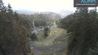 Steinach: Fellberg - Thuringia - Overdag