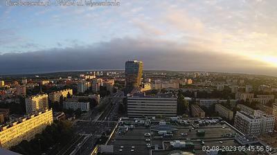 Thumbnail of Szczecin webcam at 10:10, Jul 28
