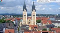 Weiden › North-East: Church St.Michael: Rathaus - Overdag
