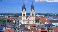 Weiden › North-East: Church St.Michael: Rathaus - El día